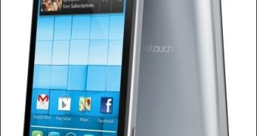 Alcatel One Touch Snap con conectividad LTE de alta velocidad