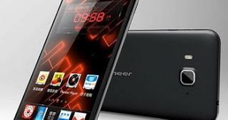 Pioneer S90W: un smartphone con procesador quad-core