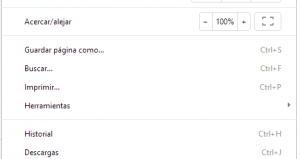 Crear distintos perfiles de usuario en Google Chrome