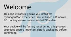 CyanogenMod Installer, instala fácilmente la ROM en Android