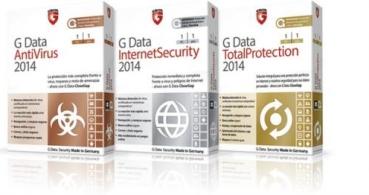 G Data anuncia las versiones de 2014 de sus productos