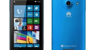 Huawei Ascend W2 con Windows Phone y a precio asequible