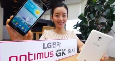 LG presenta el Optimus GK, un smartphone tope de gama
