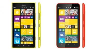 Nokia Lumia 1520 y 1320 llegan a España por 679 y 315 euros respectivamente