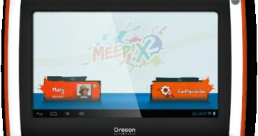 Meep X2, otra tablet para niños
