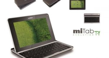 miTab EVOLUTION T1, la primera tablet duo del mercado