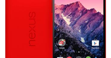 Nexus 5 en color rojo ya es oficial
