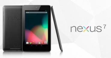 El tablet Nexus 7 de Google ya es oficial