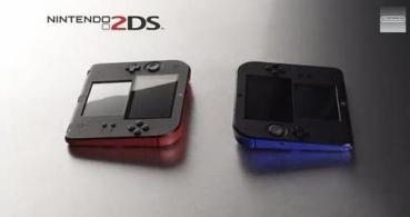 Nintendo 2DS, la nueva consola de Nintendo