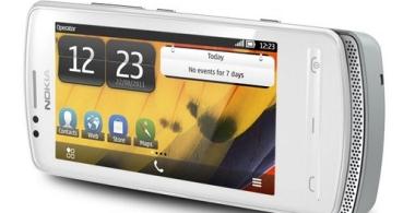 Nokia lanza Nokia 700, Nokia 701 y Nokia 600 con Symbian Belle