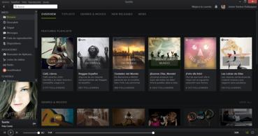 Spotify estrena nueva interfaz