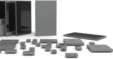 Phoneblocks, el smartphone montado por modulos