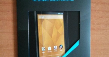 Review: Protector de pantalla Nexus 4 BodyGuardz anti-reflejos