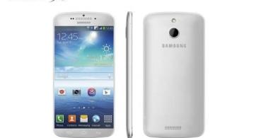Samsung Galaxy S5: pantalla QHD, procesador de 64 bits y Android KitKat