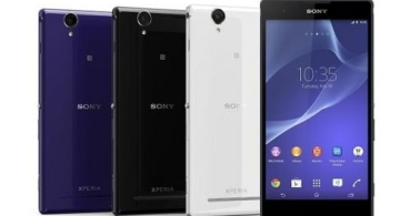 Sony Xperia T2 Ultra, gama media de 6 pulgadas