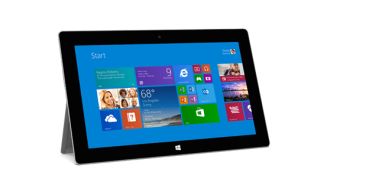Microsoft presenta Surface 2 y Surface 2 Pro