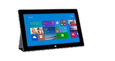 Microsoft presenta Surface 2 y Surface 2 Pro