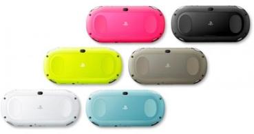 PS Vita Slim llegará en febrero
