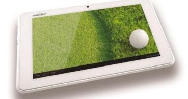 Wolder miTab Sky, tablet española por tan solo 99 €