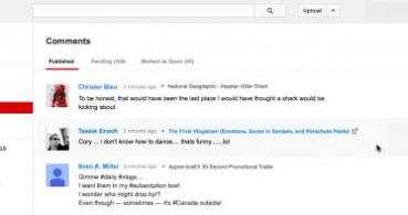 YouTube vuelve a permitir la gestión de comentarios sin usar Google+