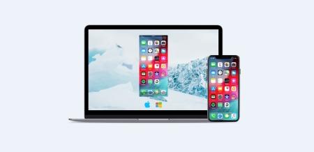 Cómo compartir pantalla de un iPhone con AirPlay a Windows usando 5KPlayer