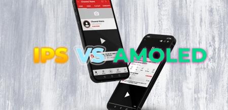 Diferencias entre pantallas IPS y AMOLED