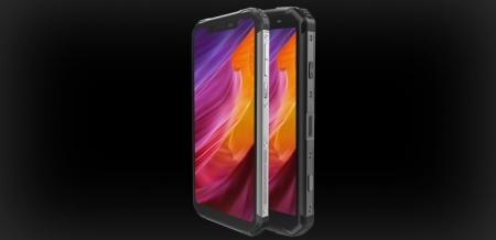 Blackview BV9600 Plus, el móvil rugerizado con lector de huellas en pantalla