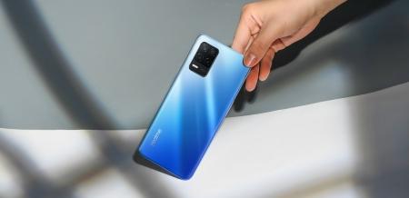 realme 8 5G: gran batería y conectividad 5G en un móvil por menos de 200 euros