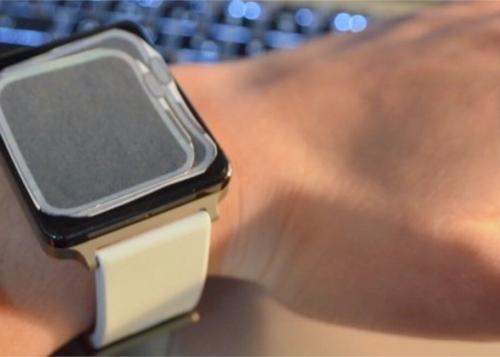 Comprueba en tu muñeca el tamaño real del Apple Watch