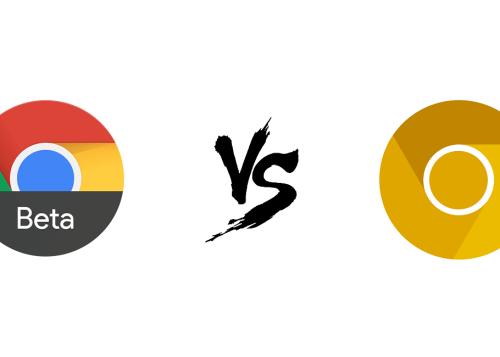 Diferencias entre Chrome Canary y Chrome Beta