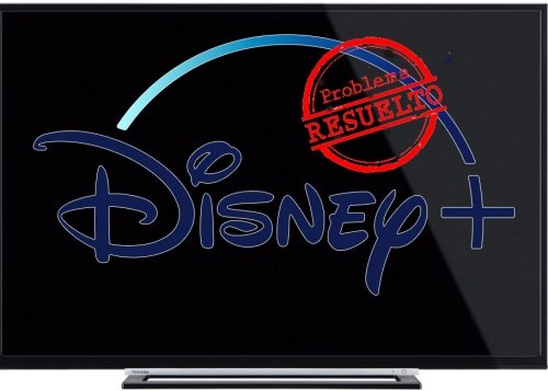 Disney+ no funciona en muchos Smart TV