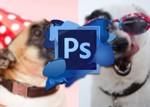 Cómo unir fotos en Photoshop