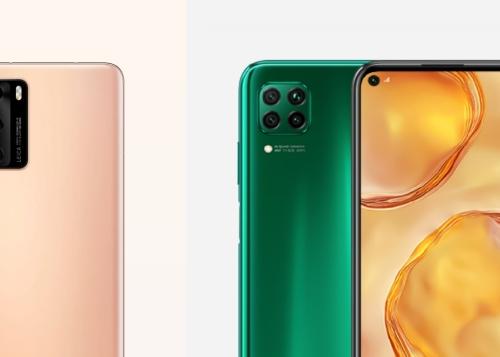 ¿Qué diferencias hay entre el Huawei P40 y Huawei P40 Lite?