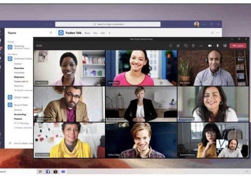 ¿Cuántos datos consume Microsoft Teams?