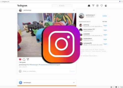 Instagram podría dejar hacer publicaciones desde la web