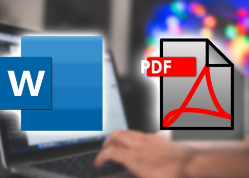 Cómo insertar un PDF en un Word