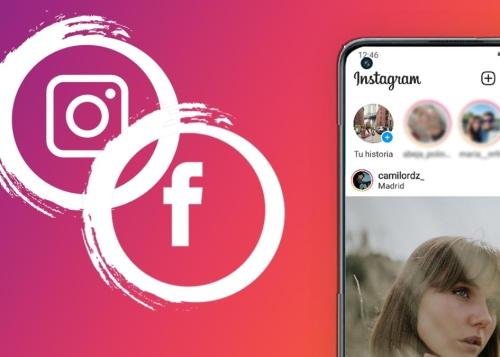 Cómo compartir Instagram Stories en Facebook