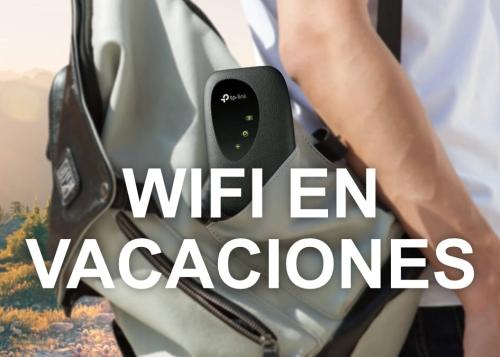 Cómo tener WiFi en vacaciones desde cualquier lugar con el TP-Link MiFi M7000