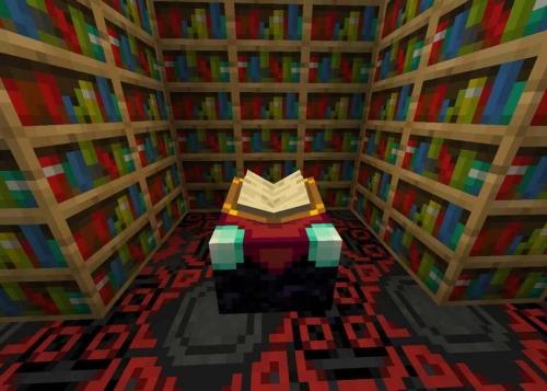 Mesa de encantamientos de Minecraft: cómo funciona