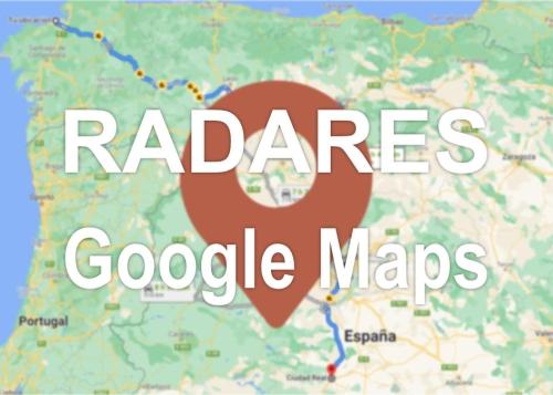 Cómo activar el aviso de radares fijos y móviles en Google Maps