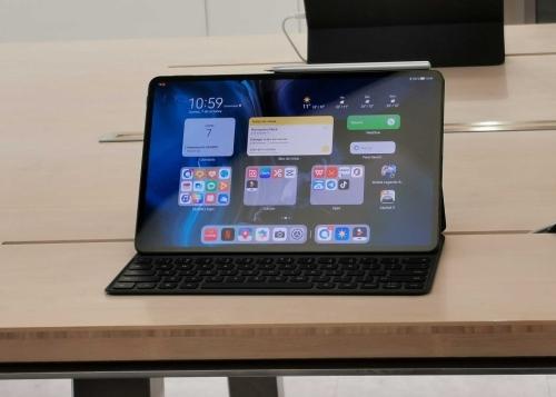 Huawei MatePad Pro 12,6 llega a España: así es la tablet con HarmonyOS