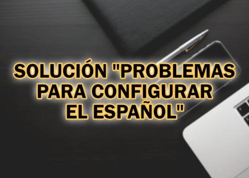 """Solución: """"Estamos teniendo problemas para configurar Facebook en español"""""""
