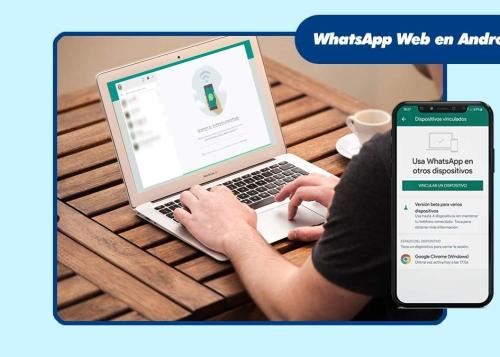 Cómo vincular WhatsApp Web en Android