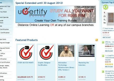 Review: uCertify Online