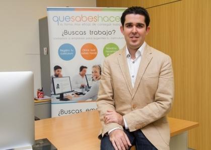 "Entrevista a Adrián Moreno de Que Sabes Hacer: ""Grábate un videocurrículum"""