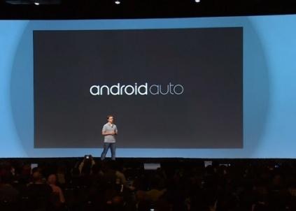 Google presenta Android Auto, el nuevo sistema operativo para el coche