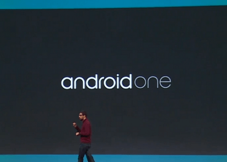 Google presenta Android One