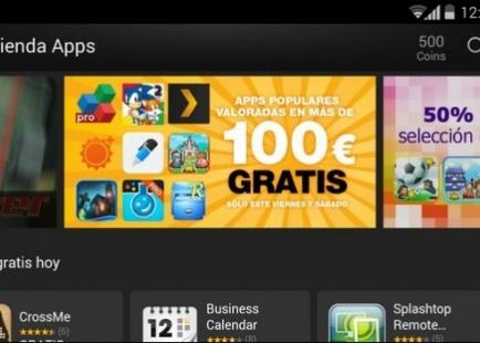 Amazon regala apps por valor de 100 euros