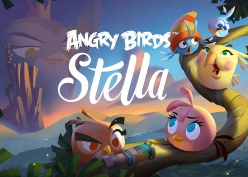 Ya puedes descargar Angry Birds Stella para Android e iOS