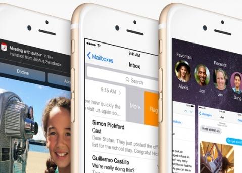 Apple lanza la beta de iOS 8.1